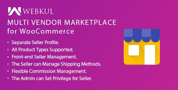 WordPress WooCommerce Multi Vendor Marketplace Plugin nulled free download